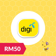 Digi Postpaid Bill Payment RM50