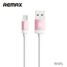 REMAX Lovely Lightning Cable for iPhone6/6+/5/5s - Pink [ORIGINAL]