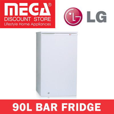 Lg Gl 131sqw 90l Bar Fridge Local Warranty
