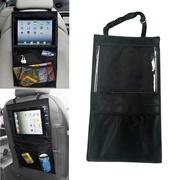 Car Back Seat Travel Organiser with Tablet Holder