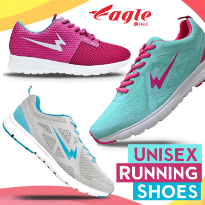 EAGLE - Sport Shoes - Running Shoes - Sepatu Olahraga