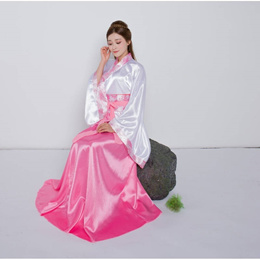 OMMECHE female costume costume Hanfu pride season regular double winding song Ju costumes portrait f