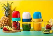 [SG]Portable Electric Juicer 300ML Wireless Fruit Extractor Automatic Multipurpose Mini Juice Cup
