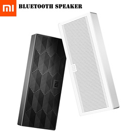 Original Xiaomi Mi Bluetooth Speaker Portable Wireless Mini Square Box Speaker for IPhone and Androi