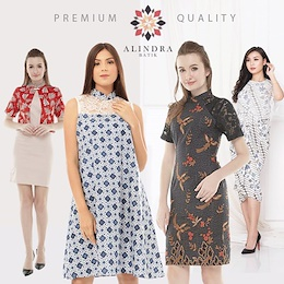 Cheongsam / Premium Batik Dress Collection / Batik Women Dress Collections