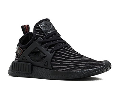 outlet store 31df9 157ab Adidas Originals Mens Adidas NMD XR1 Triple Black BA7214 (13 D(M) US)