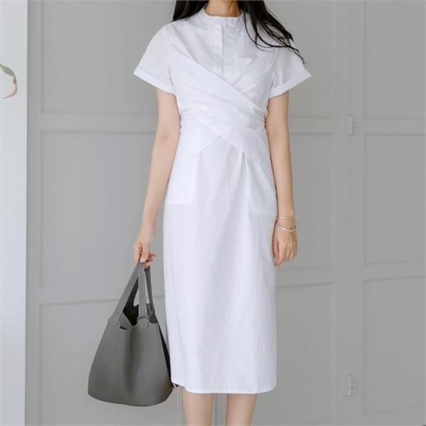 ディエイスセルリアツーウエー・ワンピースnew ロング/マキシワンピース/ワンピース/韓国ファッション