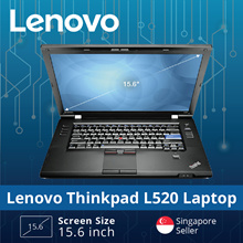 Refurbished Lenovo Thinkpad L520 Laptop /Core i5 /4GB RAM /320GB HDD /Jap KB /Win7 /1Month warranty