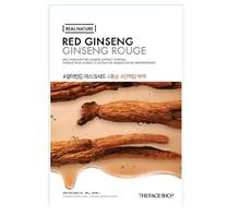 REAL NATURE MASK SHEET RED GINSENG.2017