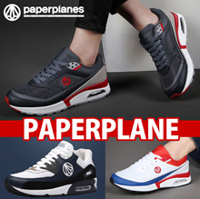 Paperplanes® Unisex Air Running Shoes© Athletic shoes / Running Shoes / Made in Korea / Men shoes