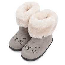 (Korean product CP) Beam boom bar Baby food cat boots S74847 (baby boots for infant and baby)