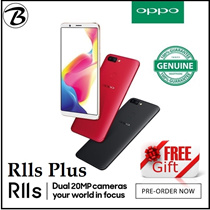 OPPO R11s l OPPO R11s Plus Dual Rear Cameras With Oppo 2 Year Warranty