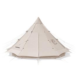 Naturehike/2020年新款/金字塔帐篷/不包含海关税/NH20ZP005/送5✖️5米帐篷垫