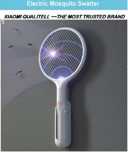 $23.90 NETT-XIAOMI QUALITELL ELECTRIC MOSQUITO SWATTER CUM MOSQUITO KILLER LAMP(BUYB4GONE)