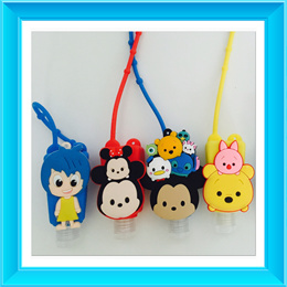 Hand Sanitizer Holder (NEW DESIGN ADDED) for Bath Body Works Hand Sanitizers/HELLO KITTY/STITCH/MELODY/POOH/DORAEMON/OWL/PENGUIN/PEPPA PIG/SUPERHEROES