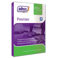 MYOB / ABSS Premier (Single User) for Windows Singapore Version 21