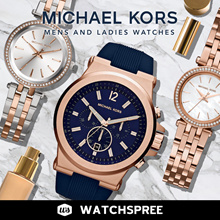 Michael Kors Men and Ladies Designer Watches. Free Shipping!