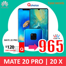【2 Year Local Warranty】 Huawei Mate 20 / Mate 20 X / Mate 20 Pro