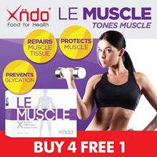 [BUY 4 FREE 1] Bundle of 5 Le Muscle