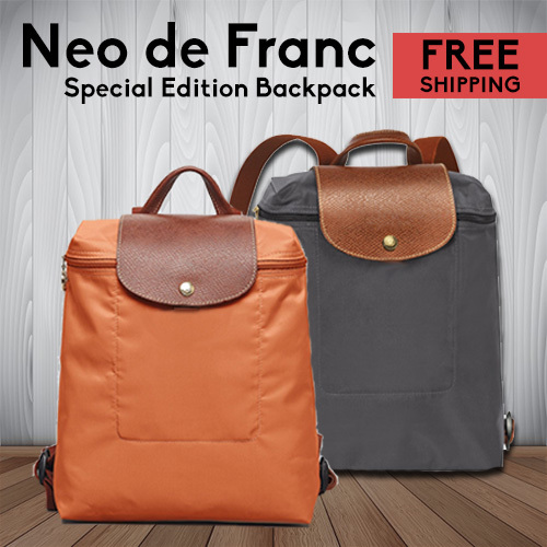 SALE! Neo Franc Backpack | Design backpack SUPER RINGAN dan POPULAR?HIGH QUALITY•bicycle BP Lover? Deals for only Rp99.000 instead of Rp99.000