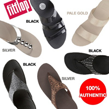 [FITFLOP] ★100% Authentic★ Direct From USA!!! Slippers / Summer Sandals