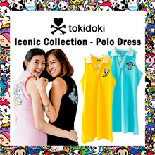*Enchanté Exclusive* Iconic Collection Polo dress
