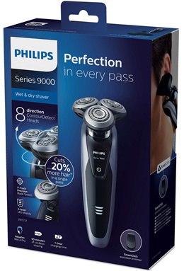 Philips S9111/12 Shaver series 9000 Free Shaving Head Replacement
