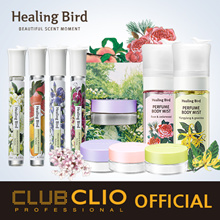 [CLUBCLIO Official e-Store] HEALING BIRD BOTANICAL PERFUME LINE (ROLL ON/GEL type)