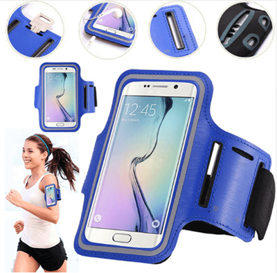 OPPO R15 R11S R11 R9 R9S Plus Waterproof Sport Running Gym Arm Band Case Holder Pouch Bag