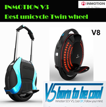 ★ INMOTION V8 ★ INMOTION V3 ★ INMOTION V5 ★ Better than scooter and bicycle bike!