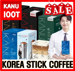 [Maxim] Korea Coffee mix KANU ICE / SPRING blend 100t dark mild/americano/latte ON SALE
