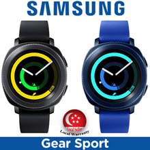 Samsung Gear Sport (SM-R600) Smart Watch / Local Set with Local Warranty