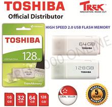 ★Toshiba official Distributor★USB THUMBDRIVE U202 (8G/16G/32G/64G/128GB) USB2.0★5 YEARS WARRANTY★