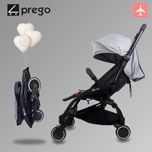 Prego Cabin Size Stroller Incl. Footrest  / Newborn 0-48m / New Colours Available 25.8.18 in SG