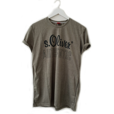 SOMEN Signature Tshirt Olive Authentic