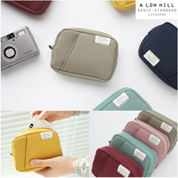 [100% Authentic] LIVEWORK Pocket Camera Pouch v.3 - travel pouch camera bag multi pouch cosmetic