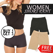 Get 3 pcs Celana Short Wanita - Celana Pendek / Ukuran Standar dan Jumbo