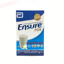 Ensure with FOS Formula Dietary Food Vanilla 400g