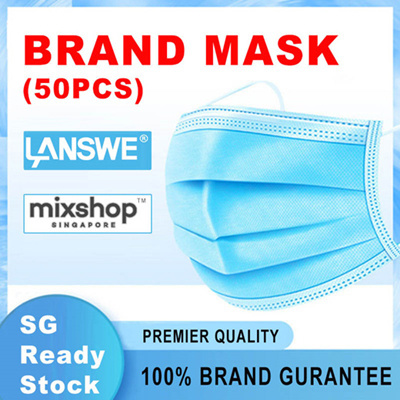 3ply LANSWE® Disposable Face Mask