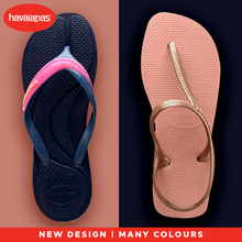 [HAVAIANAS WOMEN] ★HAVAIANAS ATENA SERIES★100% AUTHENTIC★MADE IN BRAZIL★SG DISTRIBUTOR