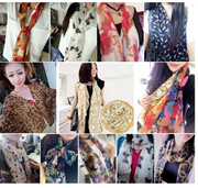 15 Design Korea Fashion Design Scarf/Tudung 160*40CM