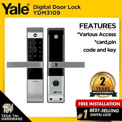 YaleYale YDM3109 Digital Door Lock