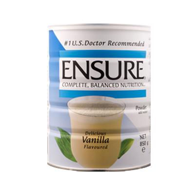 01. Ensure Powder - Vanilla