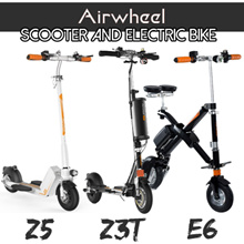 AIRWHEEL Scooters and Electric Bikes / Z5 / Z3T / E6