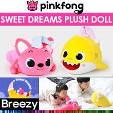 BREEZY ★ [Pinkfong] Pinkfong Baby Shark Sweet Dreams Plush Doll