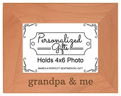 qoo10 personalized gifts fathers day gift grandpa and me natural