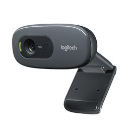 Logitech Webcam C270 android tv box driver laptop camera 720P Logitech Webcam for computer