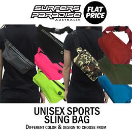 Surfers Paradise - Surfs Sport Sling Bag