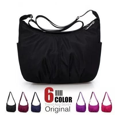 2018 Oxford waterproof bag shoulder bag ladies bag Korean fashion style bag  22391669c5095