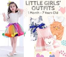 ★❤12Jun18!❤★1MTH-7YRS OLD [BABY/TODDLER DRESSES] Korean Style/Kids Clothes/Children/gir